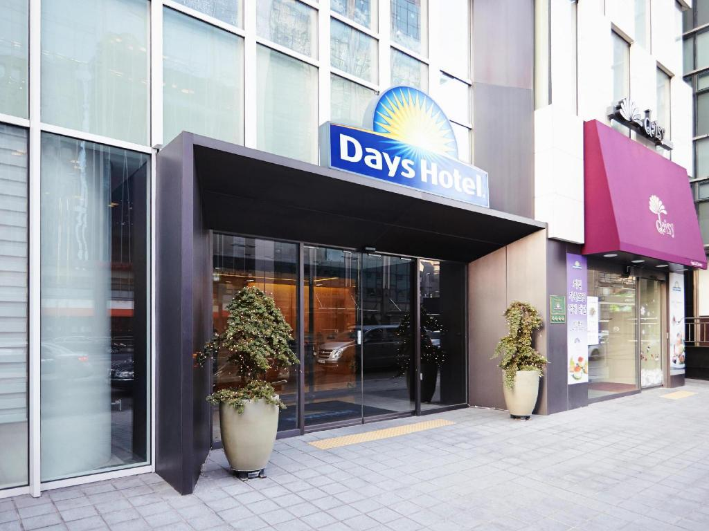 More about Days Hotel Myeongdong