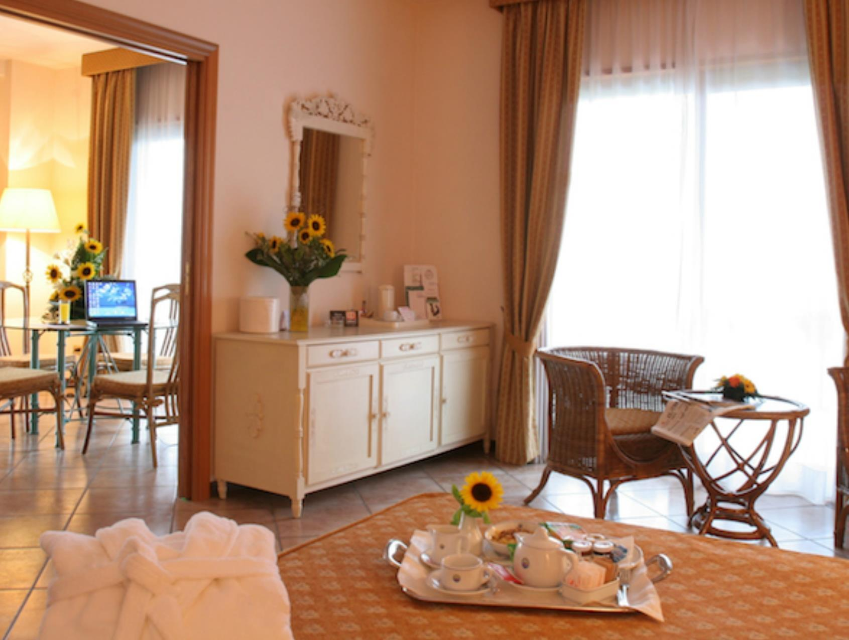 Suite amb paquet de golf (Suite with Golf Package)