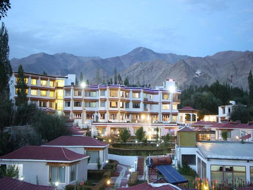 More About The Zen Ladakh Hotel