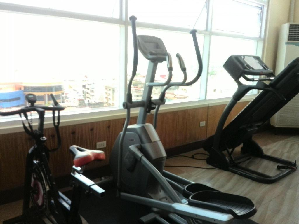 Fitness center Mardale Hotel