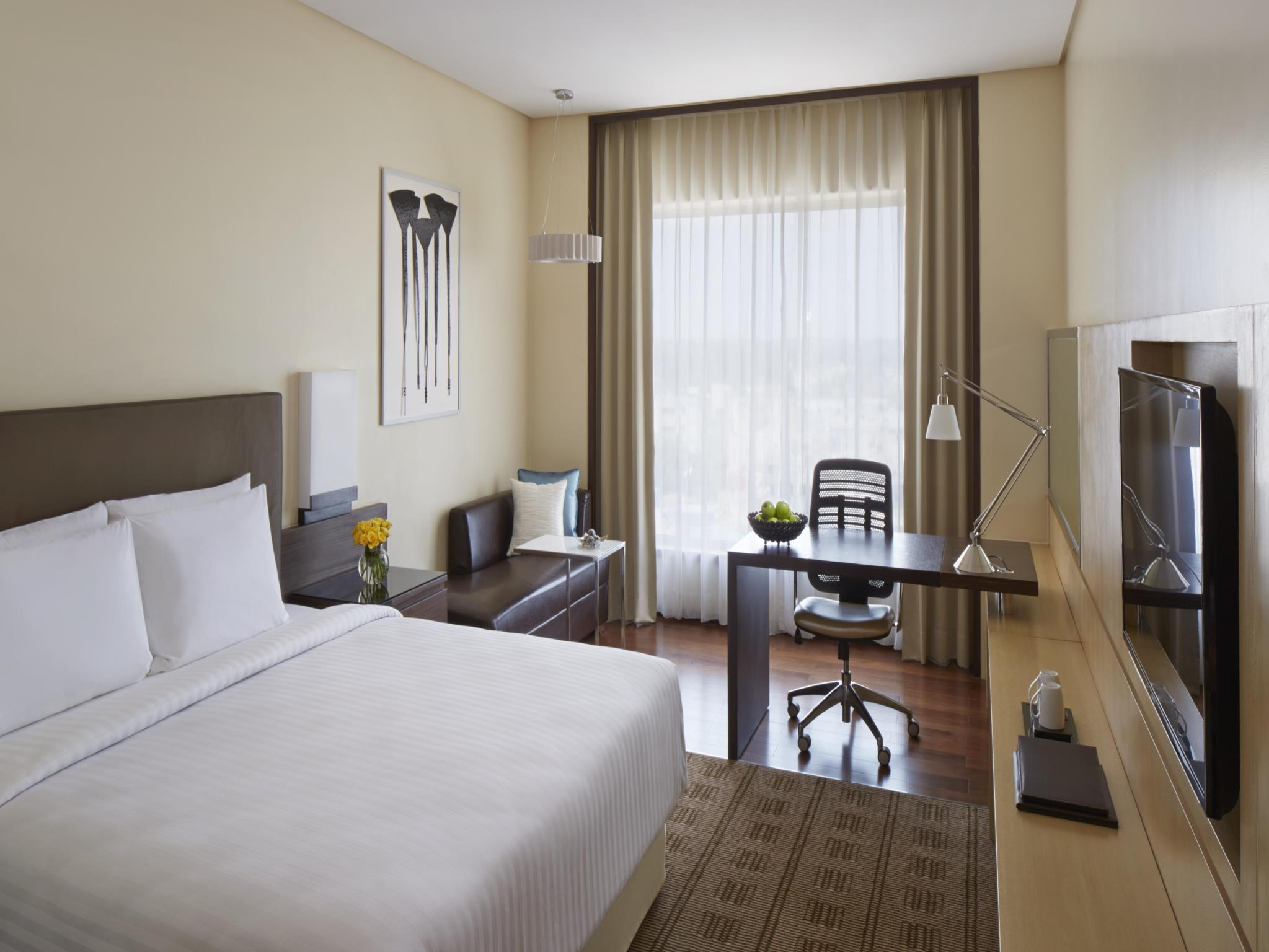 Superior Room, Guest room, 1 King or 2 Queen, City view
