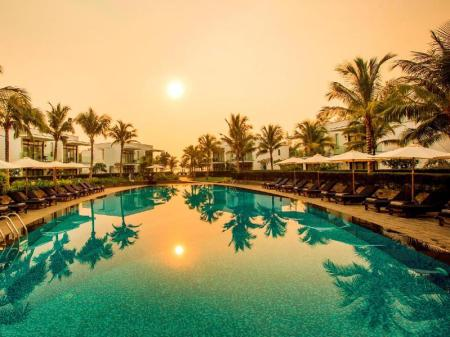 Swimming pool [outdoor] Melia Danang Beach Resort