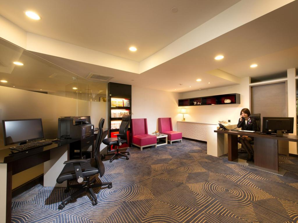 Business Center Forte Hotel Changhua