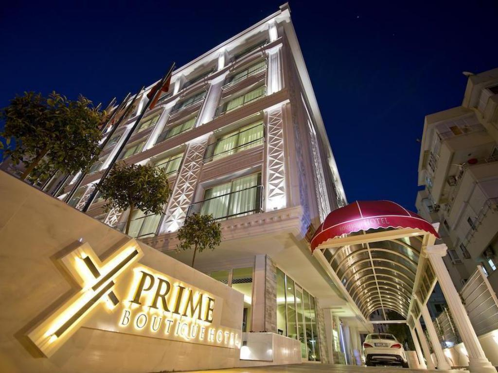 More about Prime Boutique Hotel