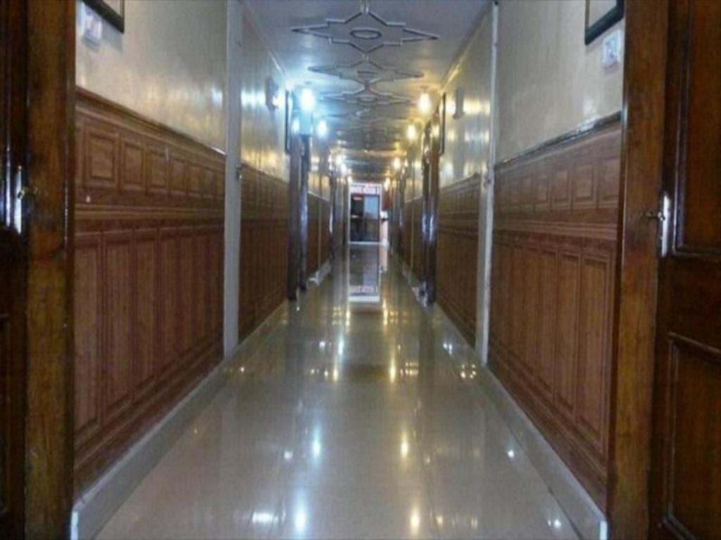 Interior view Hotel Radhika Regency