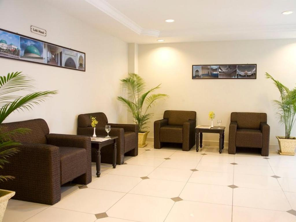 Lobby The Regency Hotel Seri Warisan