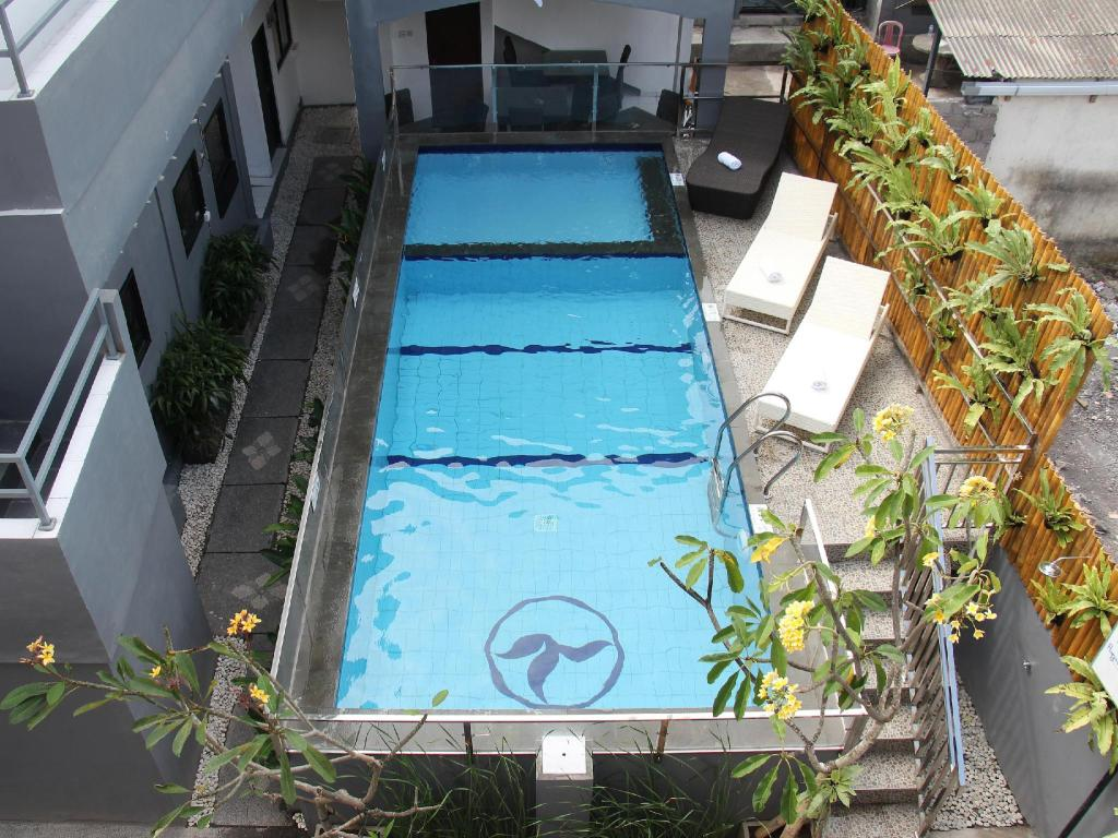 Swimming pool Rabasta Beach Resort Kuta