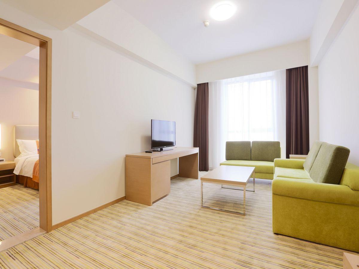 Holiday Inn Express Shanghai Gongkang Room Deals