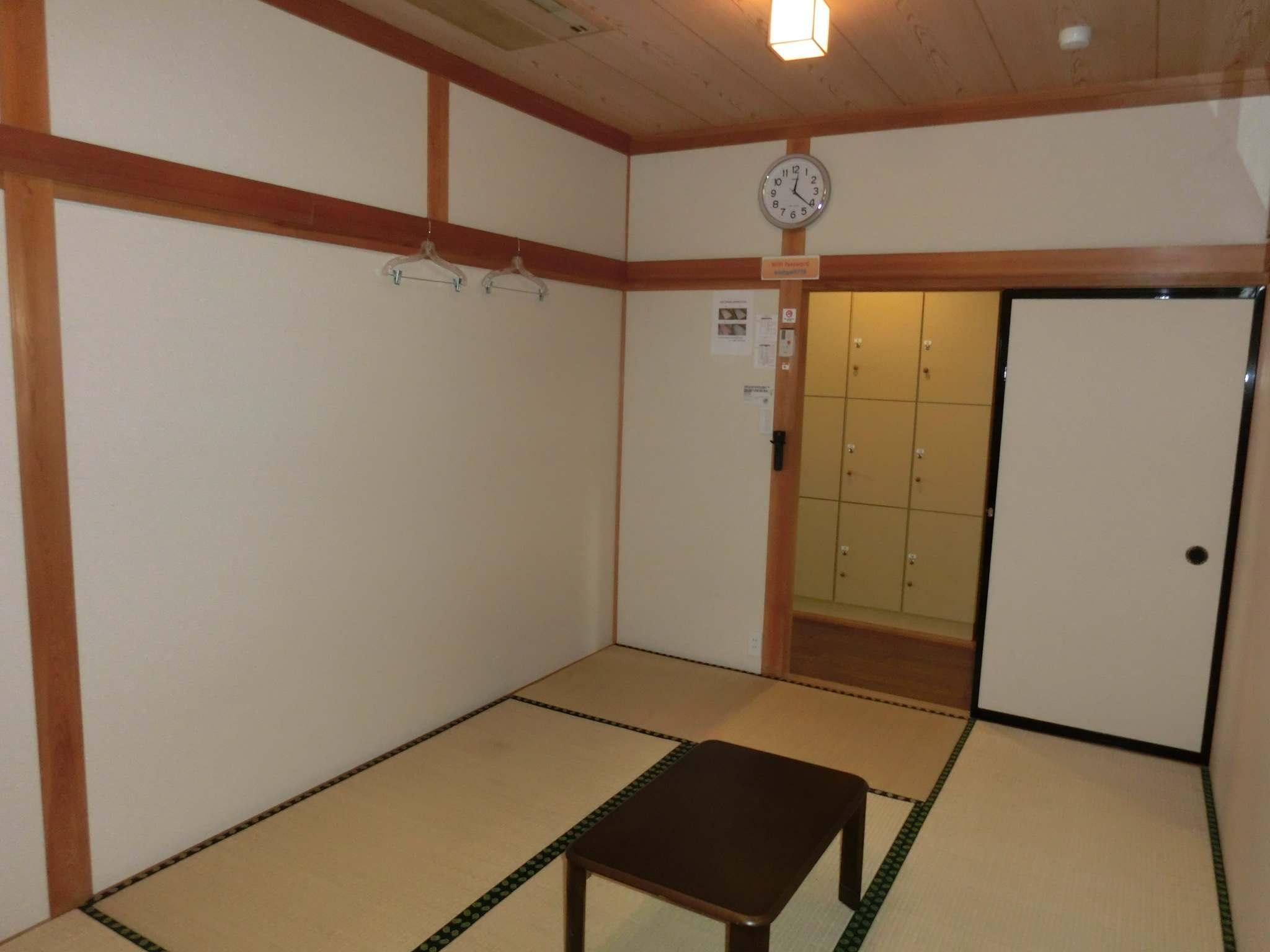 Japanese Style Standard with Shared Bathroom