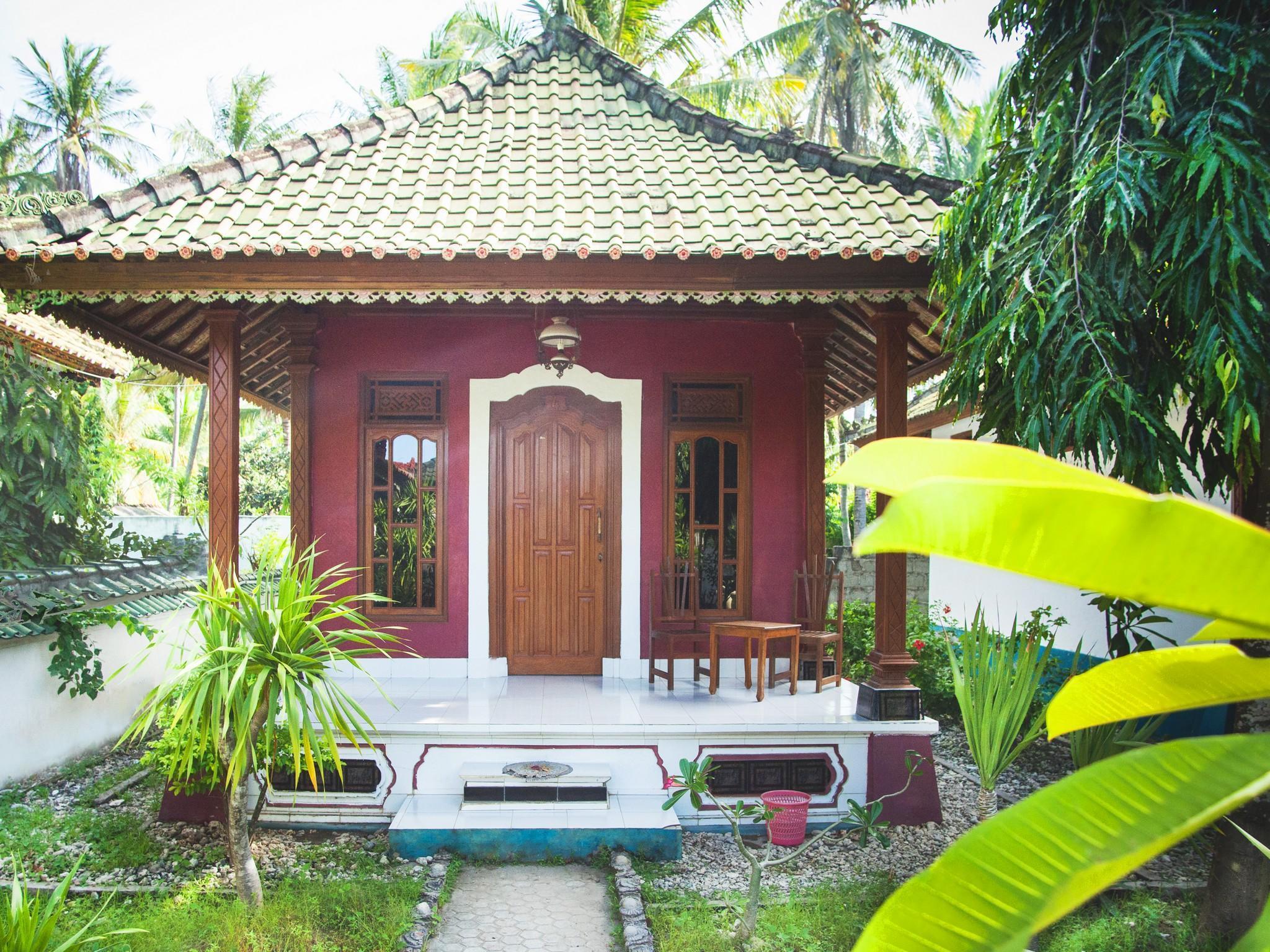 best price on nusa garden bungalow in bali reviews. Black Bedroom Furniture Sets. Home Design Ideas
