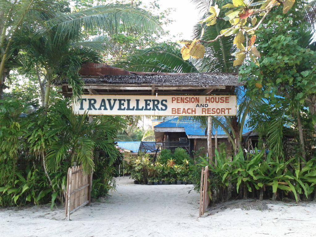 Travellers Pension House And Beach