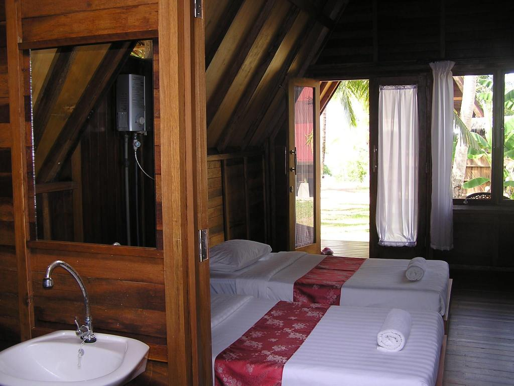 Vista interior North Borneo Biostation Resort