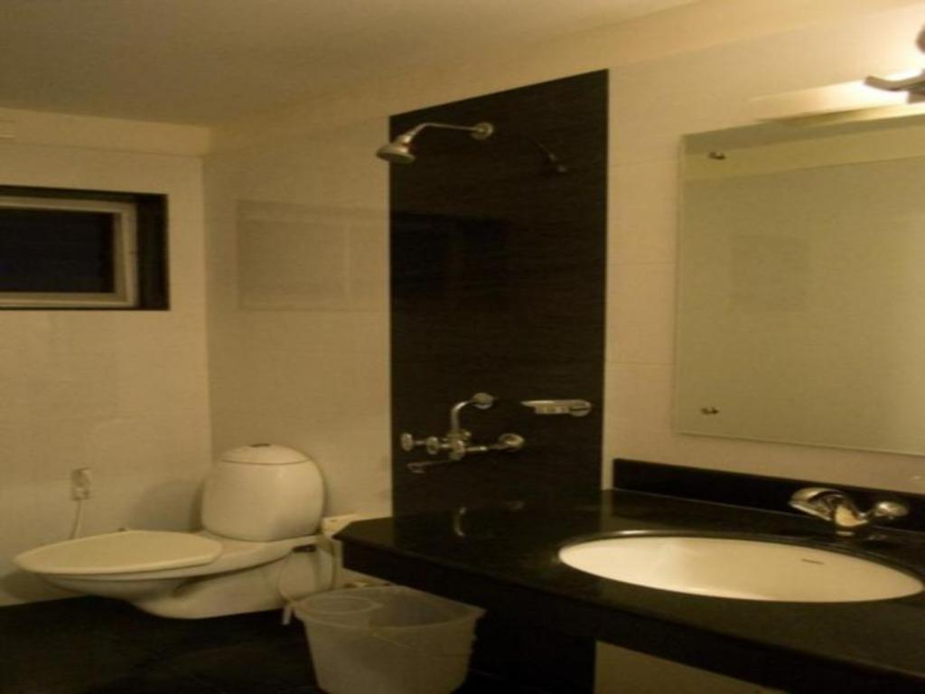 Badezimmer Hotel Maniam Classic - West Wing