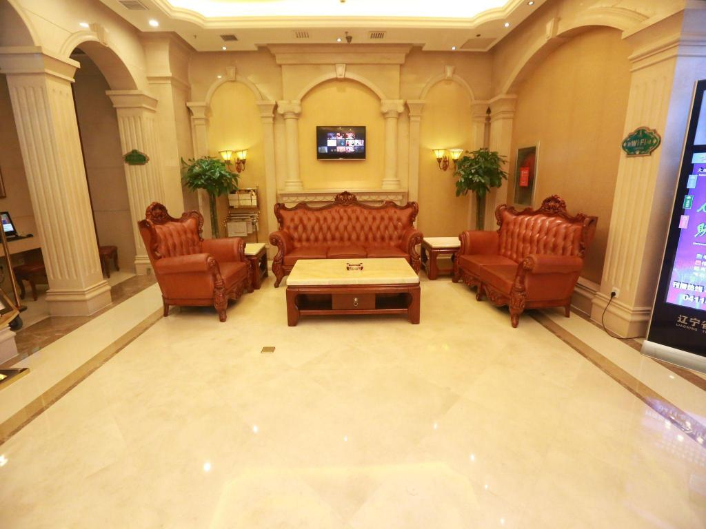 Lobby Vienna International Hotel Shenyang Railway Station Branch