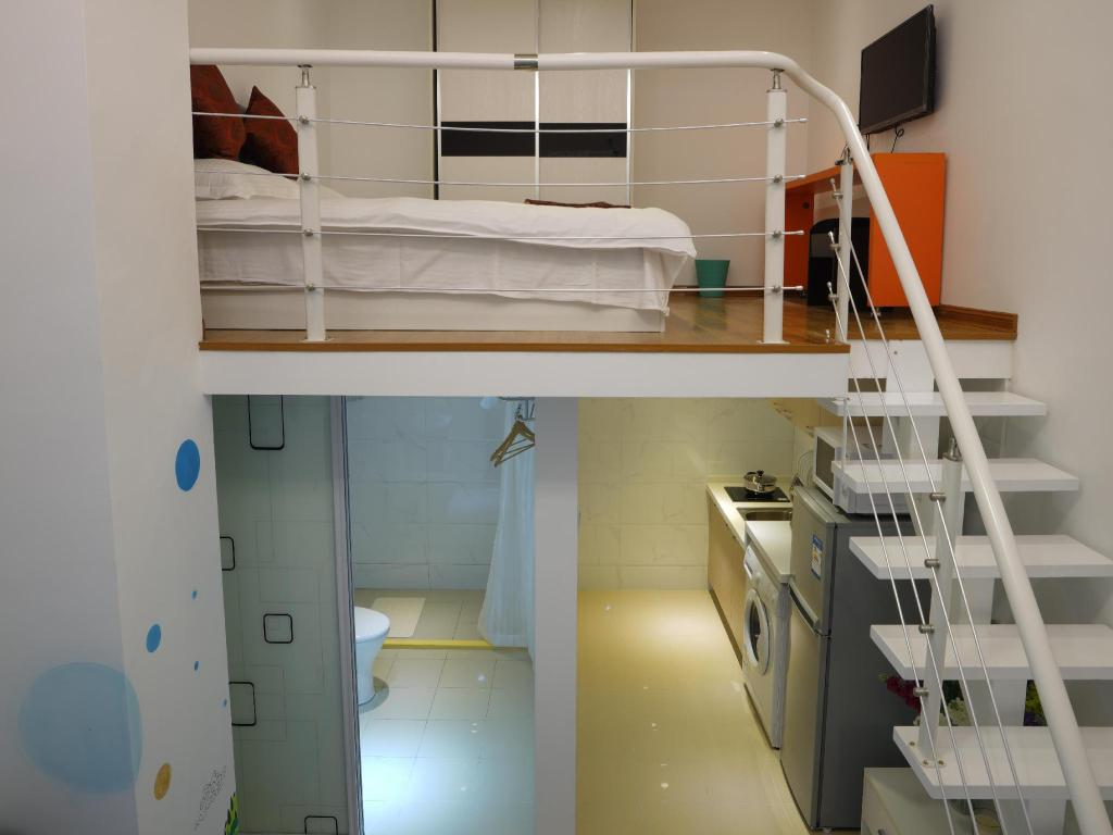 Single Hot Deal - Guestroom Shanghai Youmijia Services Apartment