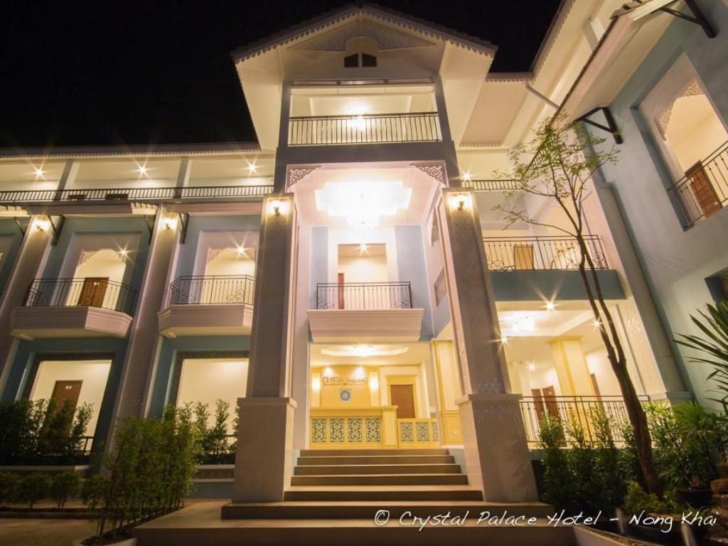 More about Crystal Palace Hotel Nongkhai
