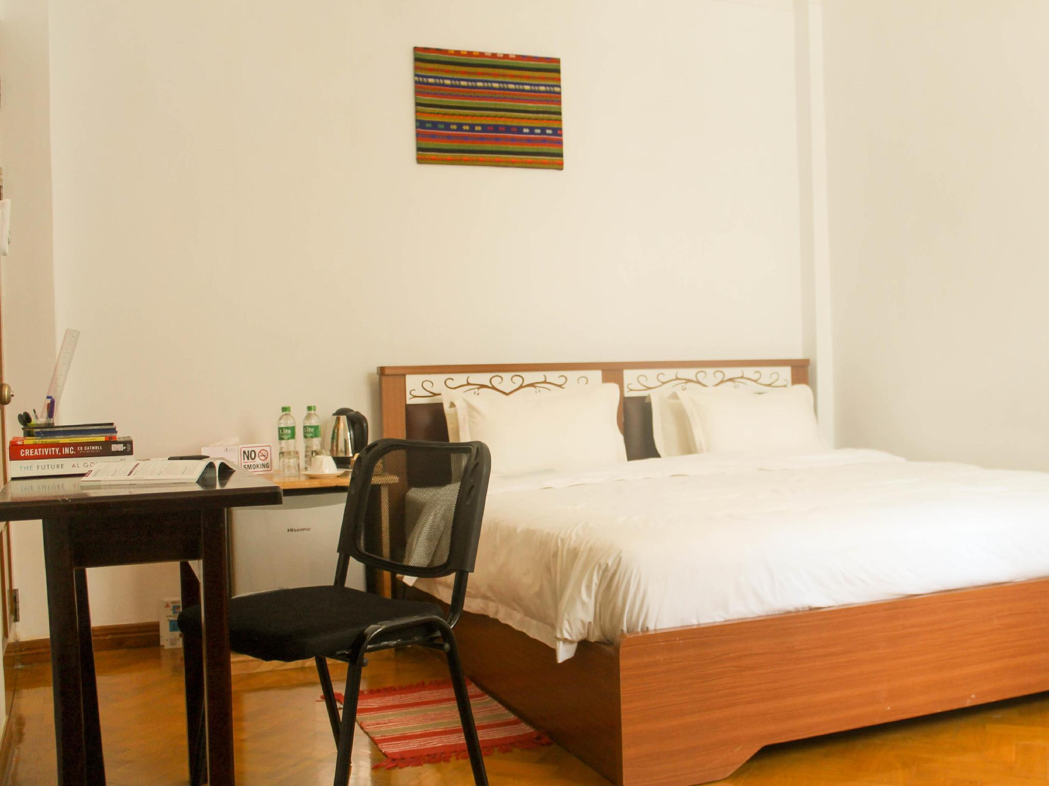 Quarto Duplo com banheiro privativo (Double Room with Private Bathroom)