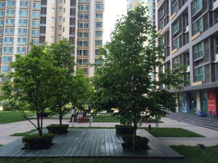Exterior view Beijing Seasons Park Apartment