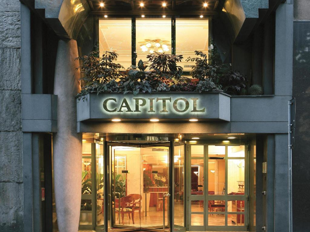 More about Hotel Capitol