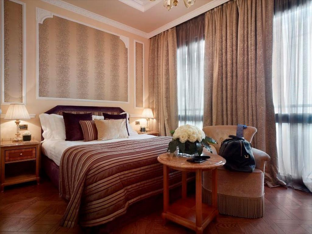 Konuk odası Baglioni Hotel Carlton – The Leading Hotels of the World