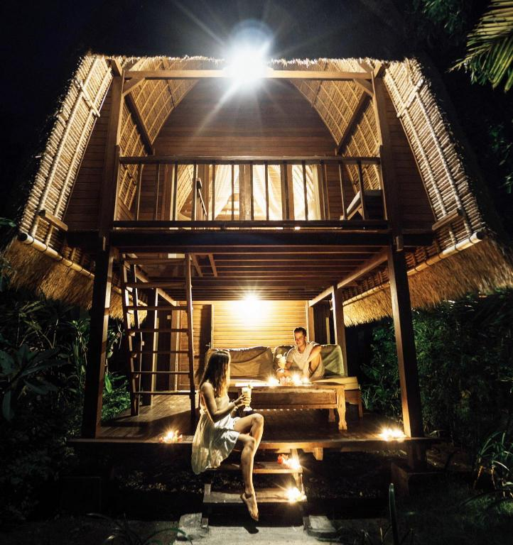 More about Sukanusa Luxury Huts