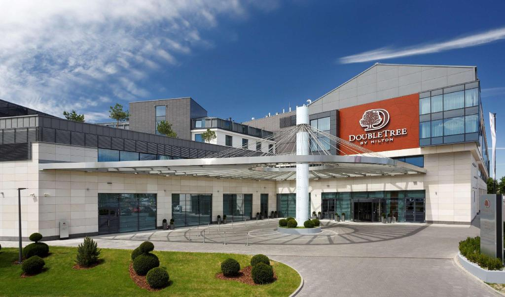 Doubletree Hotel and Conference Centre Warsaw Warsawa Promo Harga