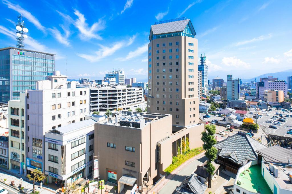 More about Hotel Jal City Nagano