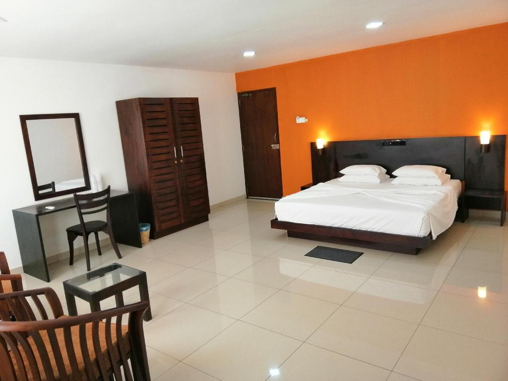 More about Mars Hotel Tangalle