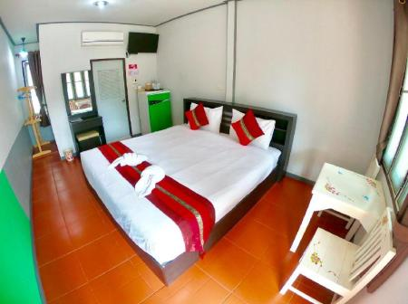 Standard Twin or Double - Bed Prawdao Resort