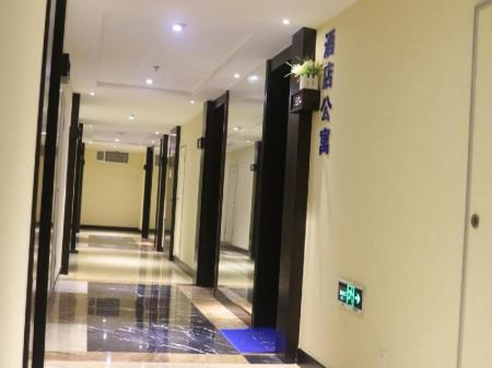 Lobi Crown Hotel Apartment Hangzhou Jin