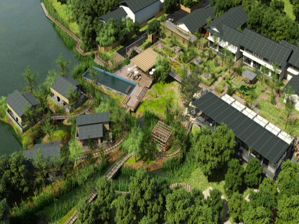 杭州西溪花間堂Blossom Hill Hotels Resorts Hangzhou
