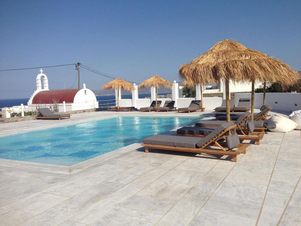 More about Margie Mykonos Hotel