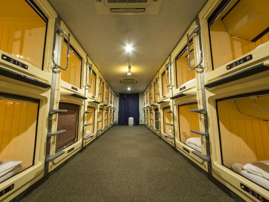Ver todas as 44 fotos Capsule Hotel The Inn