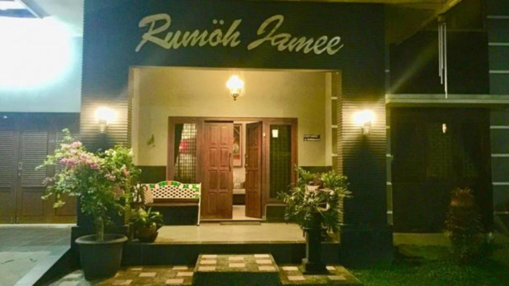 More about Rumoh Jame Homestay