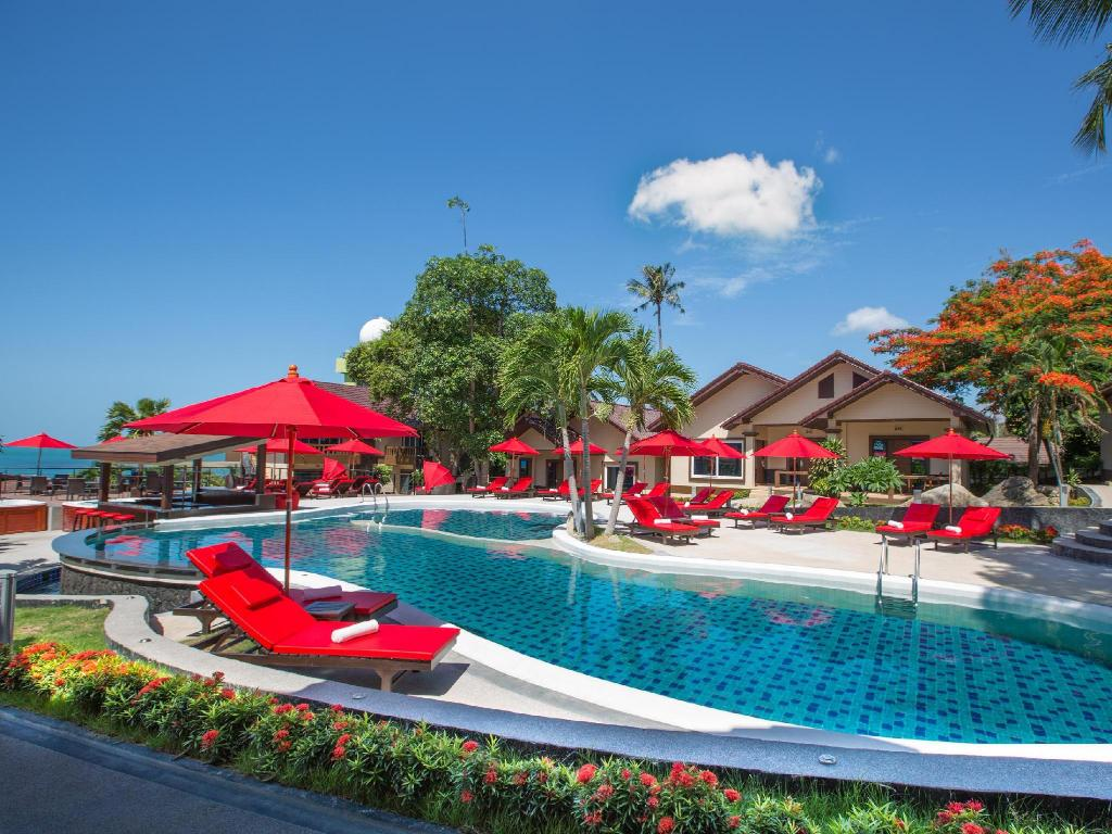Piscine Royal Beach Boutique Resort and Spa
