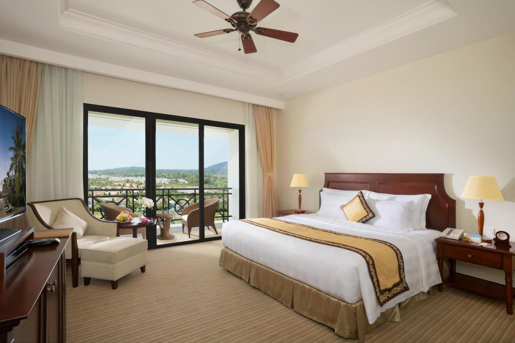 Deluxe King - Bed Vinpearl Resort & Spa Phú Quốc