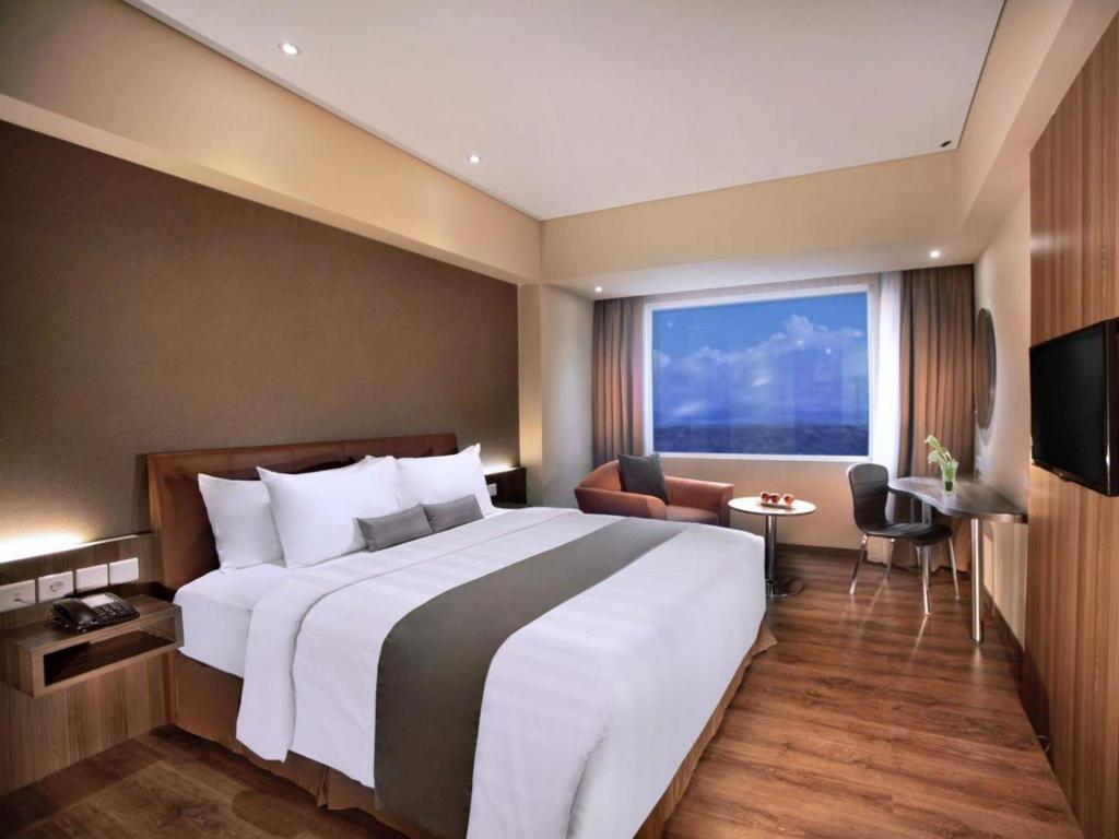Quarto superior - Vista Aston Kupang Hotel and Convention Center