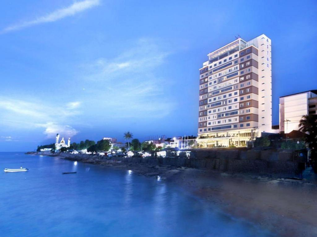 Mais sobre Aston Kupang Hotel and Convention Center