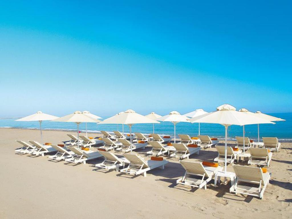 Beach Grecotel Plaza Spa Apartments