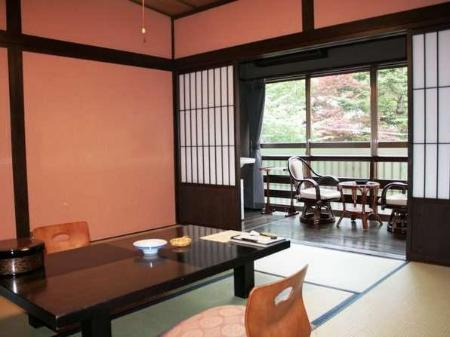 Japanese Style with Half Board Mikunitouge Onsen Oyado Honjin