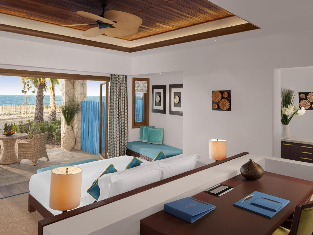 Deluxe Sea View Room - Guestroom Banana Island Resort Doha By Anantara