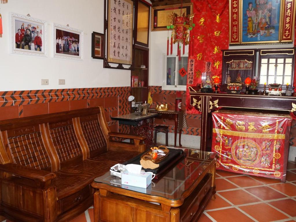 Lobby Yu Rong Fu Bed and Breakfast