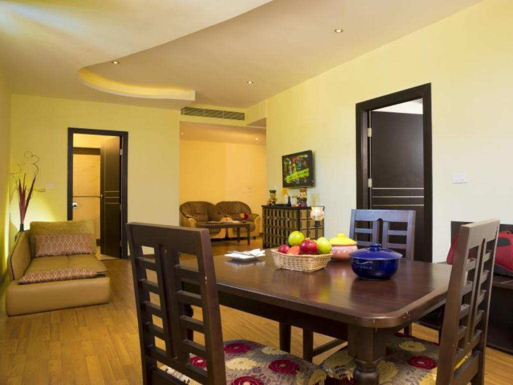 Junior Suite Poppys Hotel Madurai