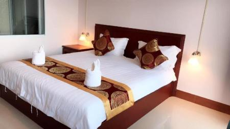 Superior Double Room - Bed Vilayvong Boutique Hotel