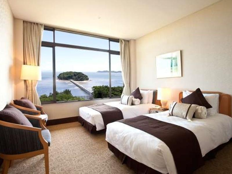 Twin Room Sea View