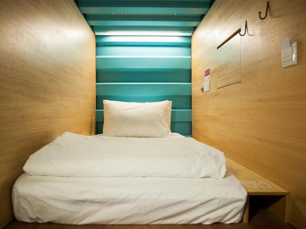 See all 6 photos Capsule Transit (Airport Transit Hotel) - KLIA2