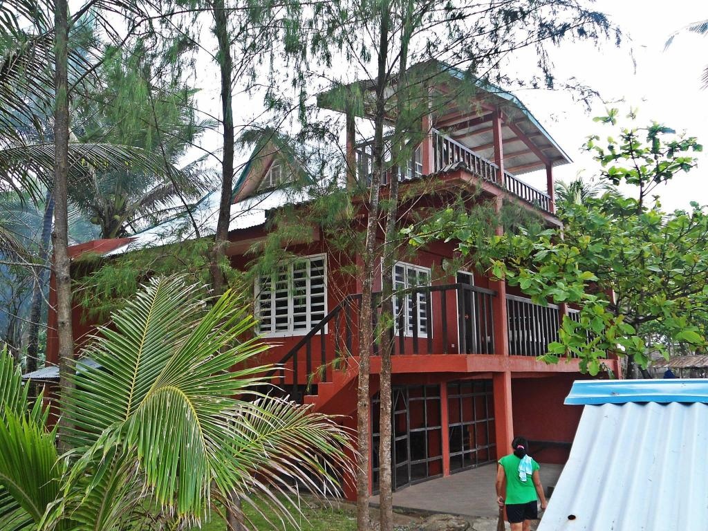 Exterior view Magra Beach Resort and Nature Park