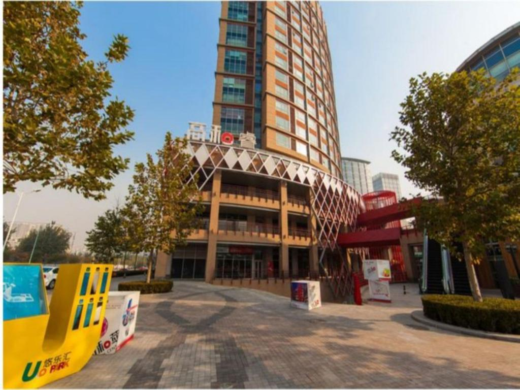 More about Beijing Happy Time Apartment