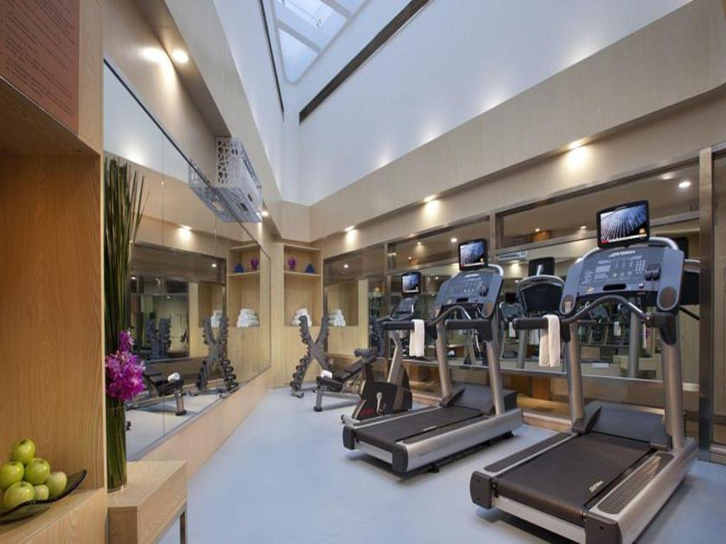 Fitnesscenter Citadines Lizhiwan Guangzhou Apartments