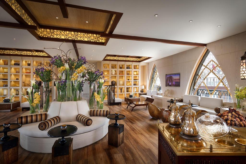 Lobby Banana Island Resort Doha By Anantara